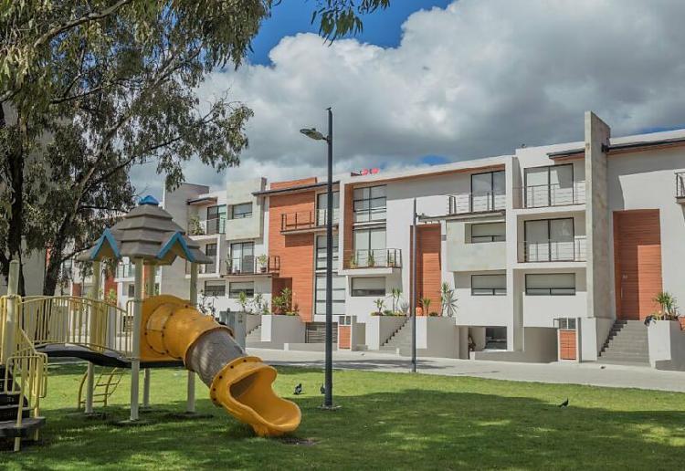 TOWNHOUSES EN VENTA EN LA CARCAÑA, CHOLULA.