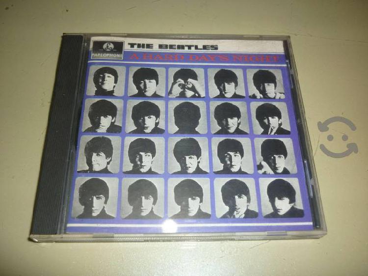 The beatles cd a hard days night