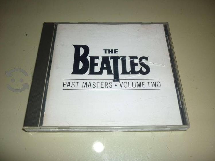 The beatles cd past masters