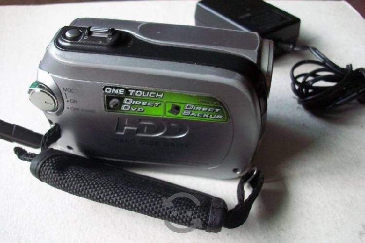Videocamara JVC Hibrida con disco de 30 GB