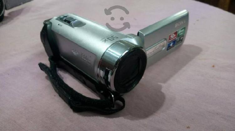 videocamara digital sony para foto y vídeo