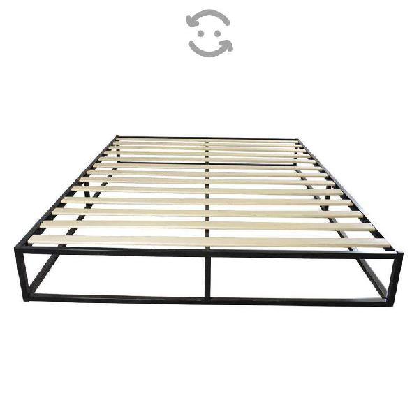 Bases de cama minimalista