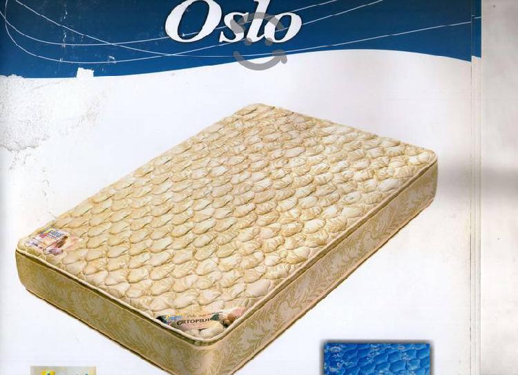 Colchon individual modelo oslo c/ una colchoneta