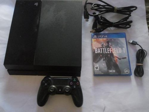 Consola Ps4 Completa Remato