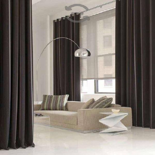 Cortina tradicional para tu hogar elegantes