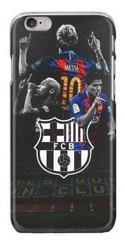 Funda Case Messi Campeon Barcelona Futbol Toda Marca Celular
