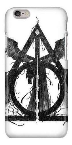 Funda Harry Potter Reliquias Triángulo Todas Las Marcas