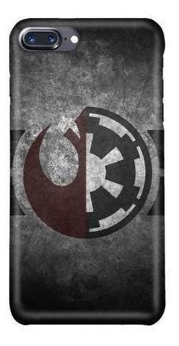 Funda Star Wars Alianza Rebelde Galatic Empire Carcasa Case