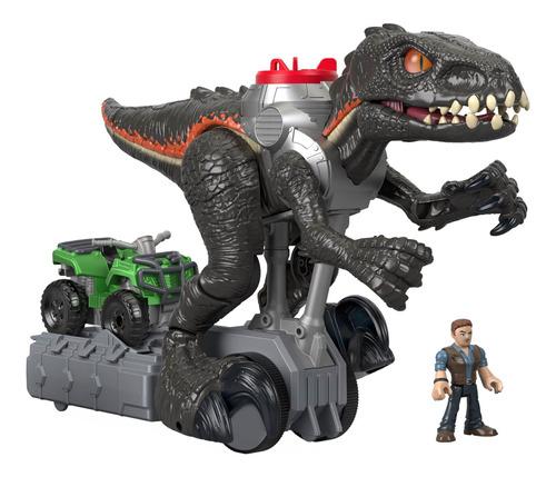 Imaginext Jurassic World, Indoraptor Motorizado