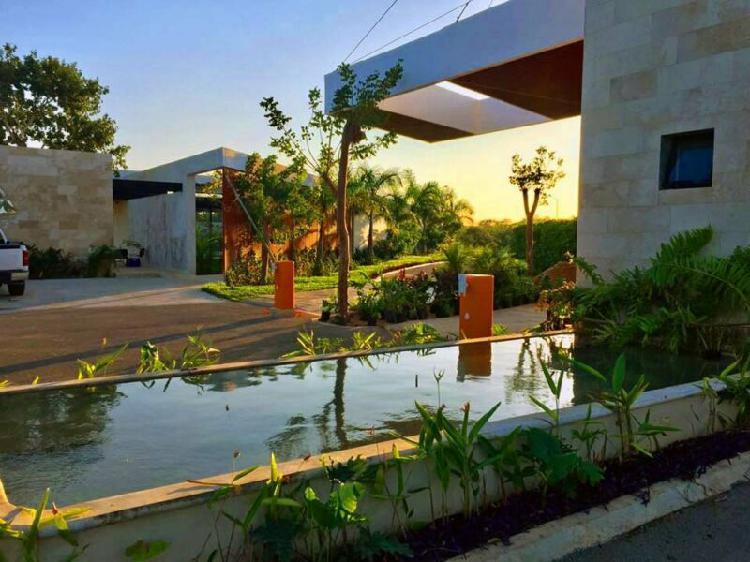 Lote residencial en Mérida con Alta Plusvalía