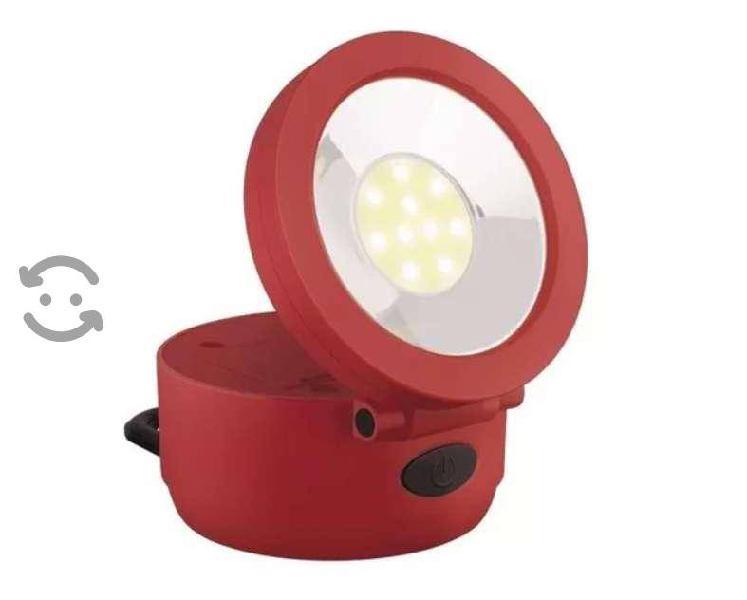 Mini Lámpara Led Con Imán Para Campamento O Trabaj