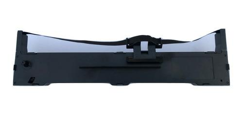 Paquete 10 Cintas Para Epson Fx890 Color Negro Marca Unicorn