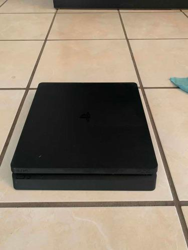 Play Station: Consola Ps4 Slim 500gb + 3 Juegos Y 1 Control