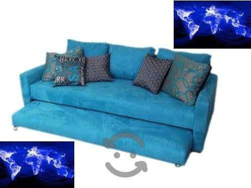 Sofa cama doble t u r q u e s a especial s.g. 2.15