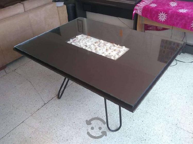 Vendo cama individual, cabecera y mesa para 6 sill
