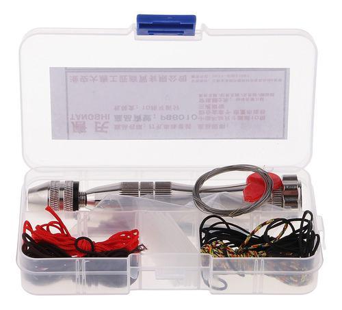 1 Caja Kit De Suministros Para La Fabricación De Joyas -