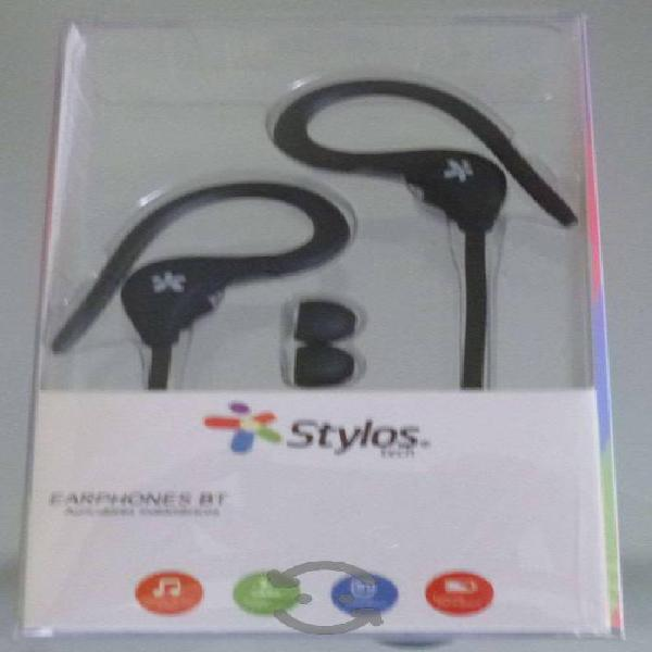 Audifonos Manos Libres Bluetooth Stylos Deportivos