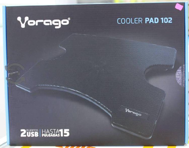 Base Enfriadora Para Laptop Vorago Cooler Pad 102