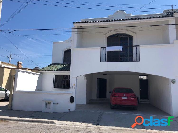 Casa en Renta Amueblada en Portal De Aragon