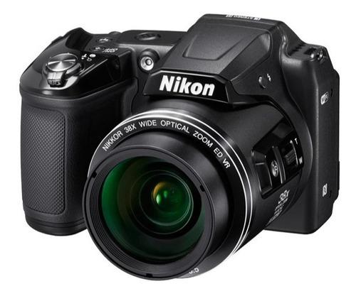 Cámara Digital Nikon Coolpix L840 Con Zoom Óptico De 38x Y