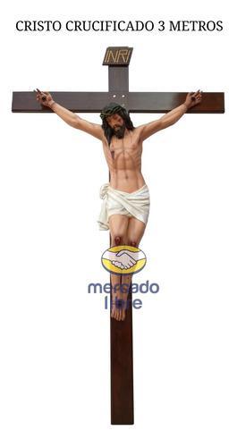 Cristo Grande 3 Metros Para Capilla O Iglesia