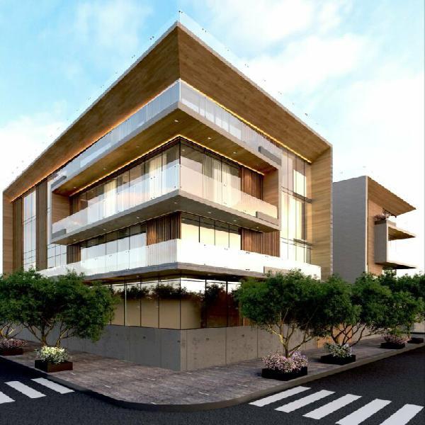 El mejor Pent House de la zona con grandes balcones y roof