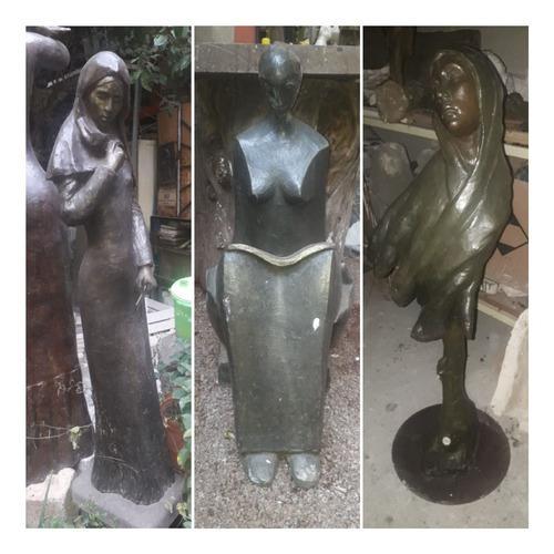 Esculturas De Bronce De Paco Ramírez Domínguez