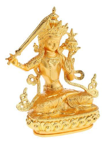 Estatua Buddhism Buddha Figurilla Hecho De Aleación