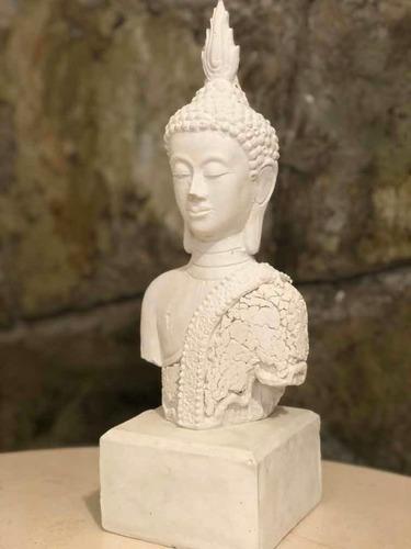 Figura De Buda En Yeso Para Pintar