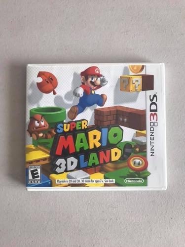 Juego Nintendo 2/3 Ds Super Mario 3d Land