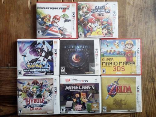 Juegos Para Nintendo 3ds Varios Titulos