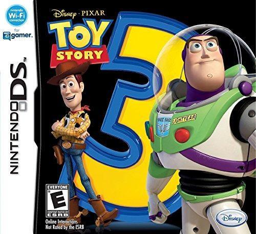 Juguete Historia 3 La Vídeo Juego - Nintendo Ds