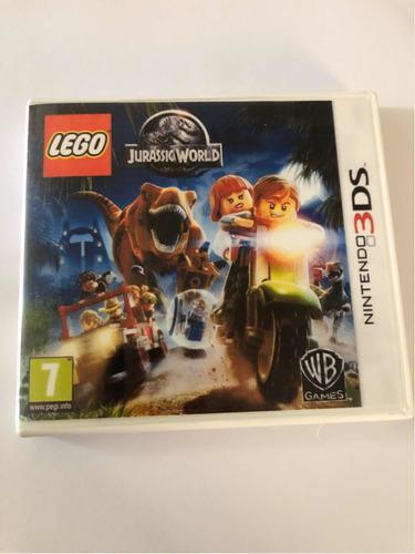 Lego Jurassic World Juego Para Nintendo 3ds.