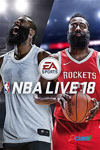 NBA LIVE 18 The One Edition, Xbox One - Producto Digital