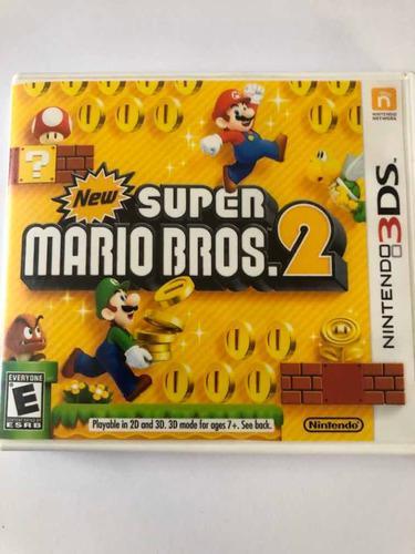 New Súper Mario Bros 2 Juego Para Nintendo 3ds