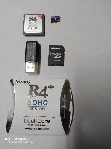 R4 2019 Con Memoria De 16 Gb Y Juegos Marca Dual Core