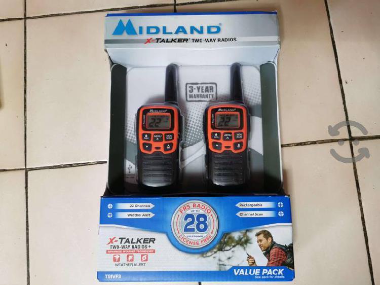 Radios Midland 45km