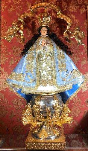 Virgen De San Juan De Los Lagos 81cm