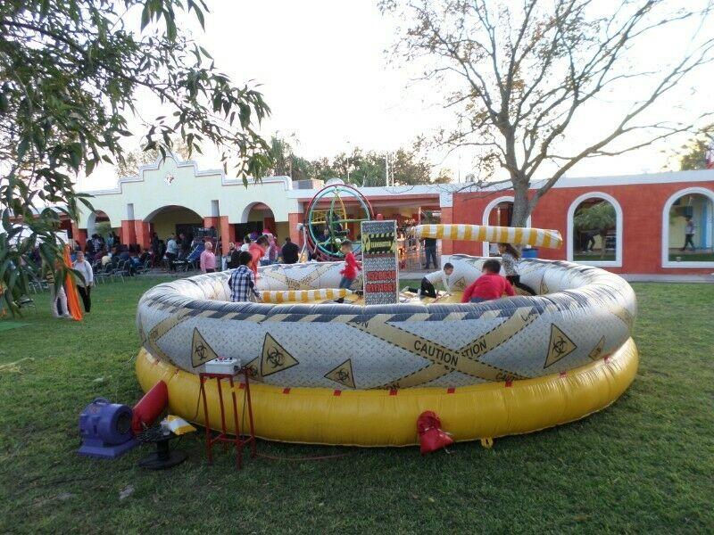 festeja este DIA DEL NIÑO: renta juegos e inflables