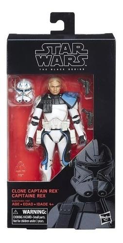 Capitan Rex Black Series Star Wars Clone Trooper