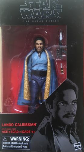 Figura Star Wars Lando Calrissian The Black Series #39