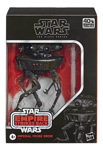 Imperial Probe Droid Star Wars Black Series 40 Aniversario