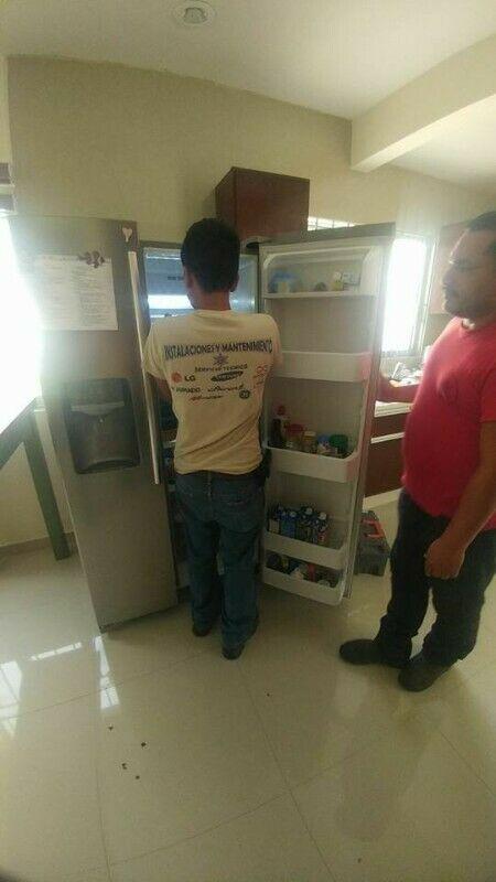 Reparación de Refrigeradores, Neveras y Enfriadores de