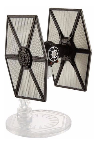 Star Wars Nave Tie Fighter Hot Wheels Elite Darth Vader