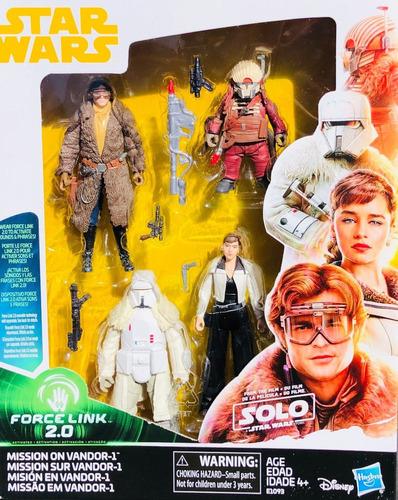 Star Wars Solo Force Link Mission On Vandor-1