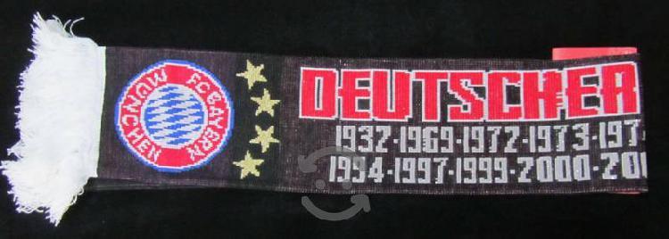 Bayern munchen bufanda campeon 2013 bundesliga