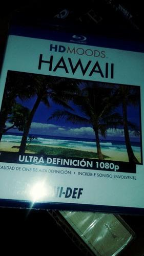 Blue Ray Disc Hd Moods Hawaii Ultra Definicion 1080p