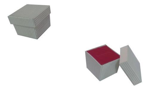 Caja Para Joyería Anillo