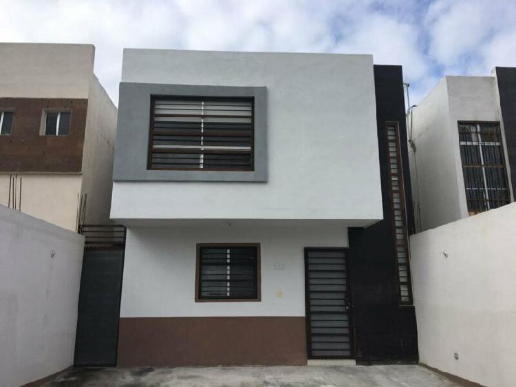Casa en renta en Valle Azul Apodaca Nuevo León, ideal para