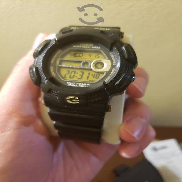 Casio G-Shock Gulfman G-9125A 25 aniversario